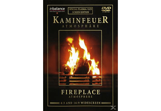KAMINFEUER ATMOSPHÄRE - (DVD)