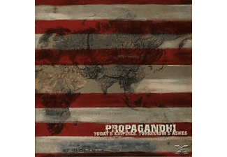 Propagandhi - Today's Empires, Tomorrow's Ashes - (CD)