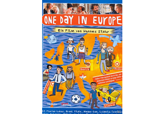 ONE DAY IN EUROPE - (DVD)