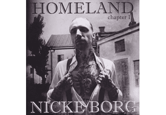 Nicke Borg Homeland - Chapter 1 - (Maxi Single CD Extra/Enhanced)