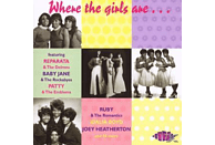 VARIOUS - Where The Girls Are Vol.1 [CD]