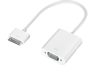 APPLE 30-pin to VGA Adapter - (MC552ZM)