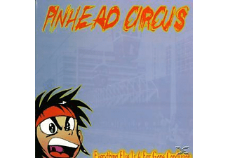 Pinhead Circus - Everything Else Is A Far Gone..... - (Vinyl)