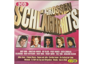 VARIOUS - Schlager Hits (Disc 1) - (CD)