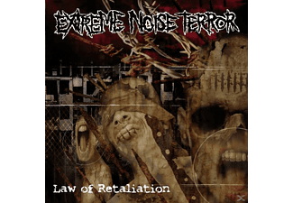 Extreme Noise Terror - Law Of Retaliation - (CD)