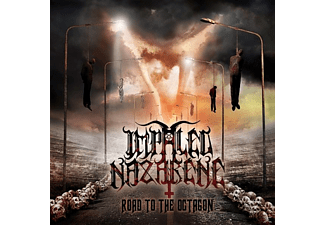 Impaled Nazarene - Road To The Octagon - (CD)