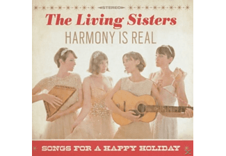 The Living Sisters - Harmony Is Real [CD]