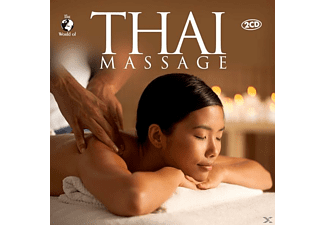 Various - Thai Massage - (CD)