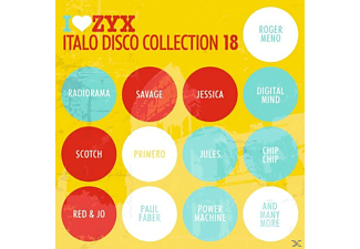 VARIOUS - Zyx Italo Disco Collection 18 - (CD)