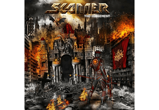 Scanner - The Judgement - (CD)