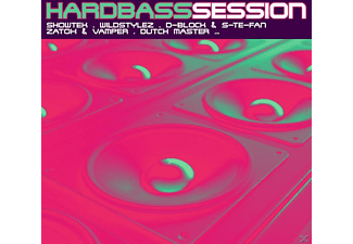 VARIOUS - Hardbass Session - (CD)