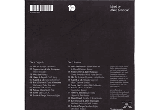VARIOUS, Above & Beyond Pres. - 10 Years Of Anjunabeats - (CD)