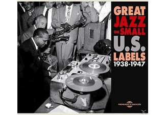 VARIOUS - Great Jazz On Small U.S. Labels 1938-1947 - (CD)