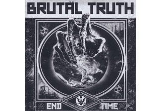 Brutal Truth - End Time - (CD)