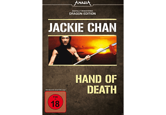 HAND OF DEATH (DRAGON EDITION) - (DVD)