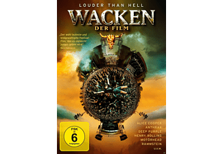 Wacken - Der Film - (DVD)