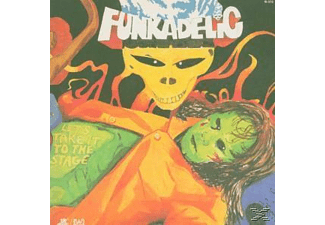 Funkadelic - Let's Take It To The Stage (CD)