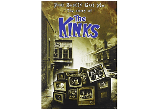The Kinks - You Really Got Me - The Story (DVD)