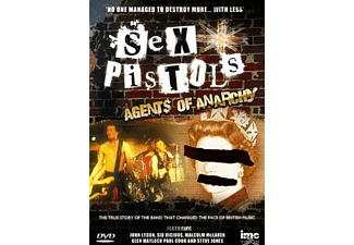 Sex Pistols - Agents of Anarchy (DVD)