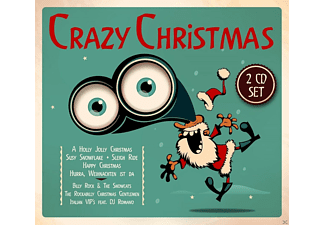 VARIOUS - Crazy Christmas - (CD)
