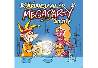 Karneval! - Karneval Megaparty 2014 - (CD)