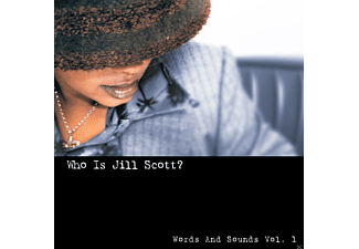 Jill Scott - Who Is Jill Scott: Words And Sounds Vol.1 - (CD)