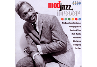 VARIOUS - Mod Jazz Forever - (CD)