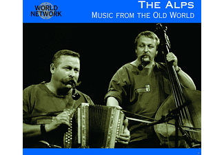 VARIOUS - Music From The Old World Vol.24 - The Alps - (CD)