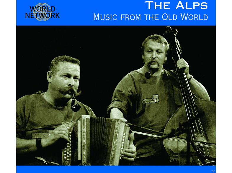 VARIOUS - Music From The Old World Vol.24 - The Alps [CD]