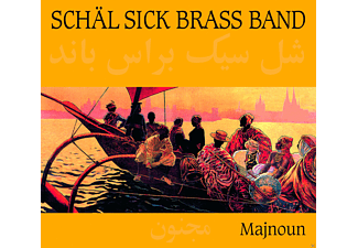 Schäl Sick Brass Band - Majnoun - (CD)