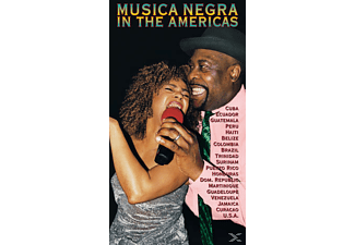 VARIOUS - Musica Negra In The Americas - (CD)