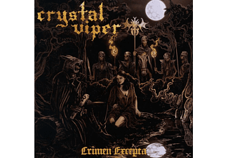 Crystal Viper - Crimen Excepta - (CD)