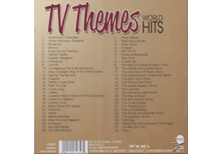 VARIOUS - Tv Themes World Hits - (CD)