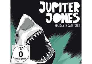 Jupiter Jones - Holiday In Catatonia - (CD + DVD)