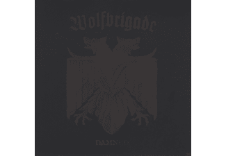 Wolfbrigade - Damned - (CD)