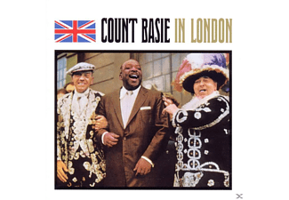 Count Basie - Count Basie In London - (CD)