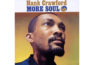 Hank Crawford - More Soul/The Soul Clinic - (CD)