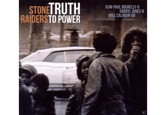 Stone Raiders - Truth To Power - (CD)