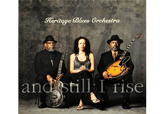 Heritage Blues Orchestra - And Still I Rise - (CD)