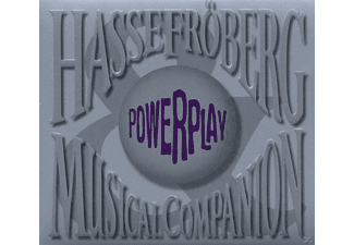 Hasse Fröberg - Powerplay - (CD)