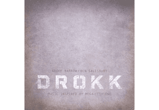 Geoff Barrow, Ben Salisbury - Drokk-Music Inspired By Mega-City - (CD)