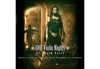 Hazim Faris - 1001 Violin Nights Party 2011 - (CD)