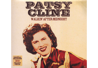 Patsy Cline - Walkin' After Midnight-Essential Collection - (CD)