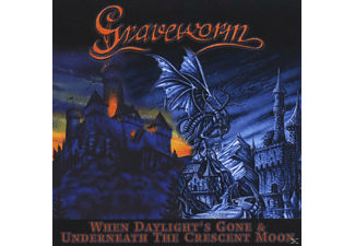 Graveworm - When Daylight's Gone & Underneath The Cresent Moon - (CD)
