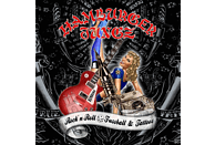 Hamburger Jungz - Rock'N'Roll, Fussball & Tattoos [CD]