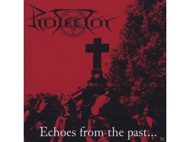 Protector - Echoes From The Past [CD]