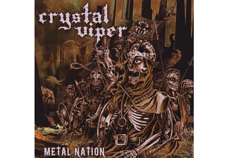 Crystal Viper - Metal Nation (Re-Release) - (CD)