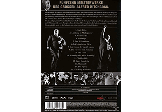 Alfred Hitchcock Collection [Collector's Edition] - (DVD)