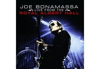 Joe Bonamassa - LIVE FROM THE ROYAL ALBERT HALL - (Vinyl)