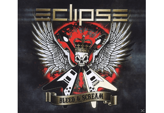 Eclipse - Bleed & Scream - (CD)